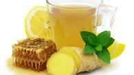 Hot ginger tea recipe