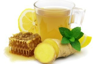 Hot ginger tea recipe