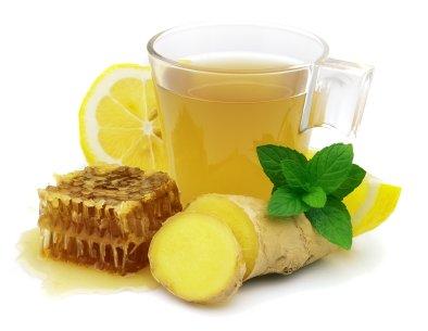 Ginger Tea Recipe to Boost Immunity
