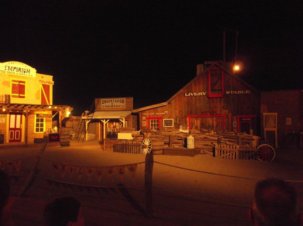 Rawhide Wild West Plaza