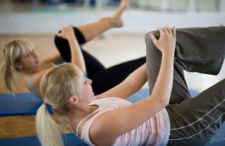 Fitness feature pilates