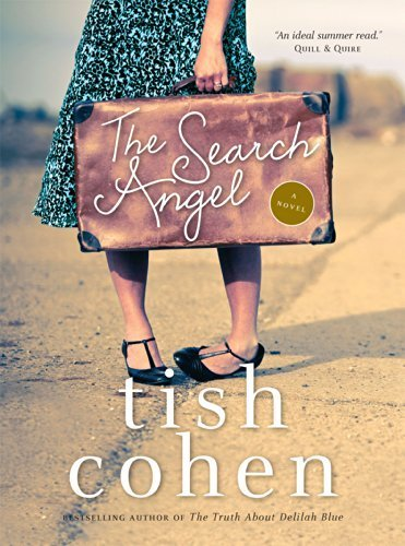 Review: Tish Cohen, The Search Angel