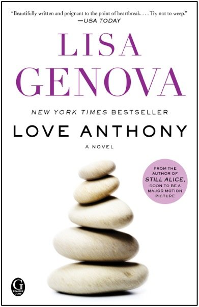 Review: Lisa Genova, Love Anthony