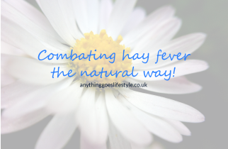 hayfever natures way- reducing histamine