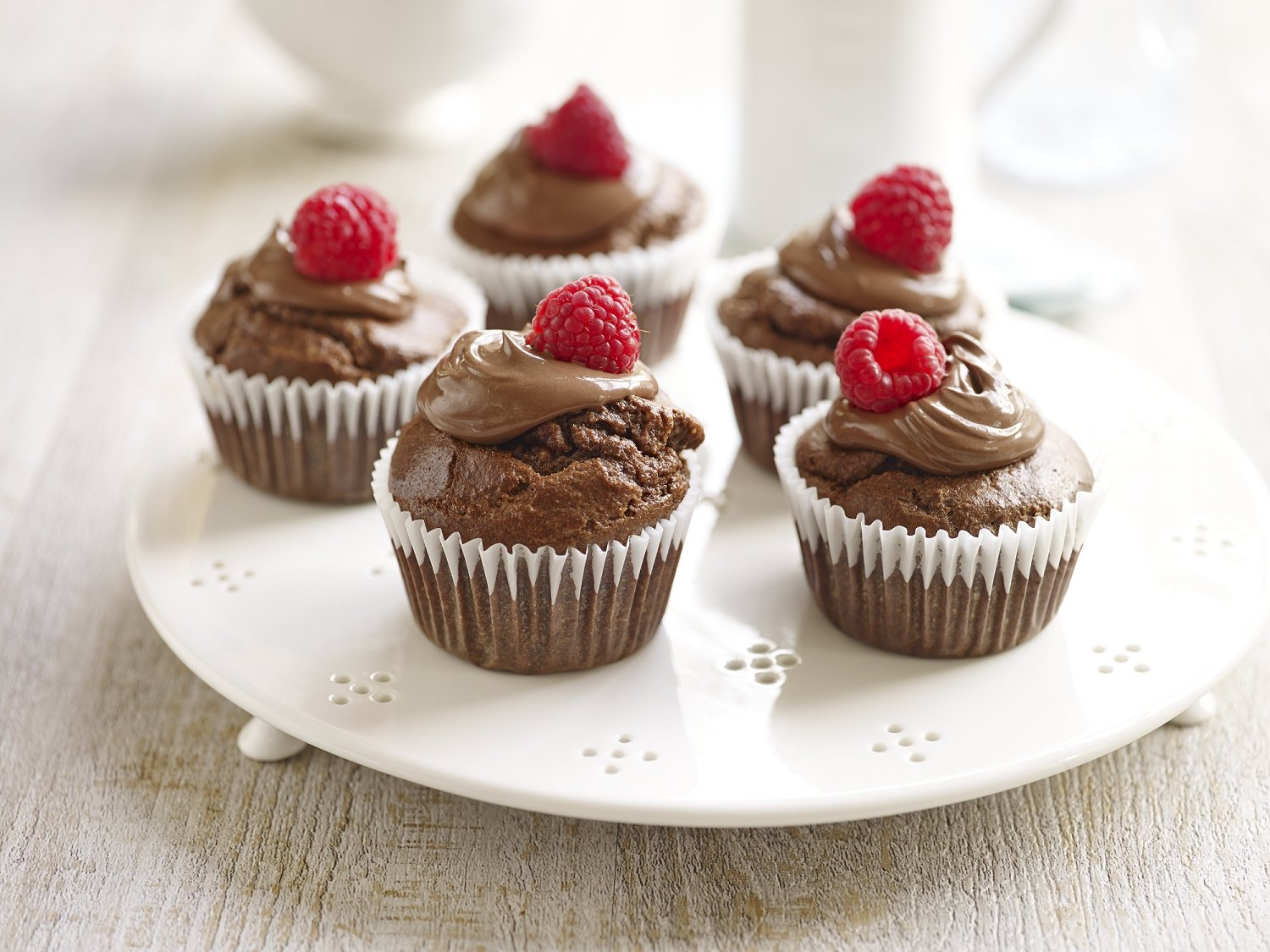 Recipe: (Heavenly) Gluten Free Chocolate Cupcakes