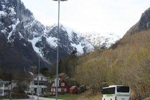 Gudvangen mountains