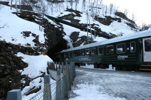 Flamsbana, The Flam Railway