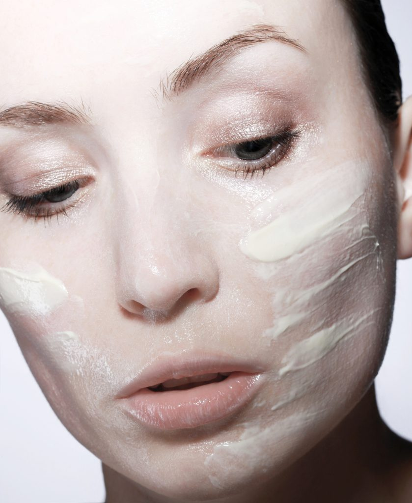 professional facial at home