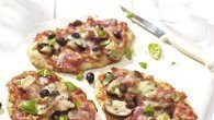 Pitta-Pizzas