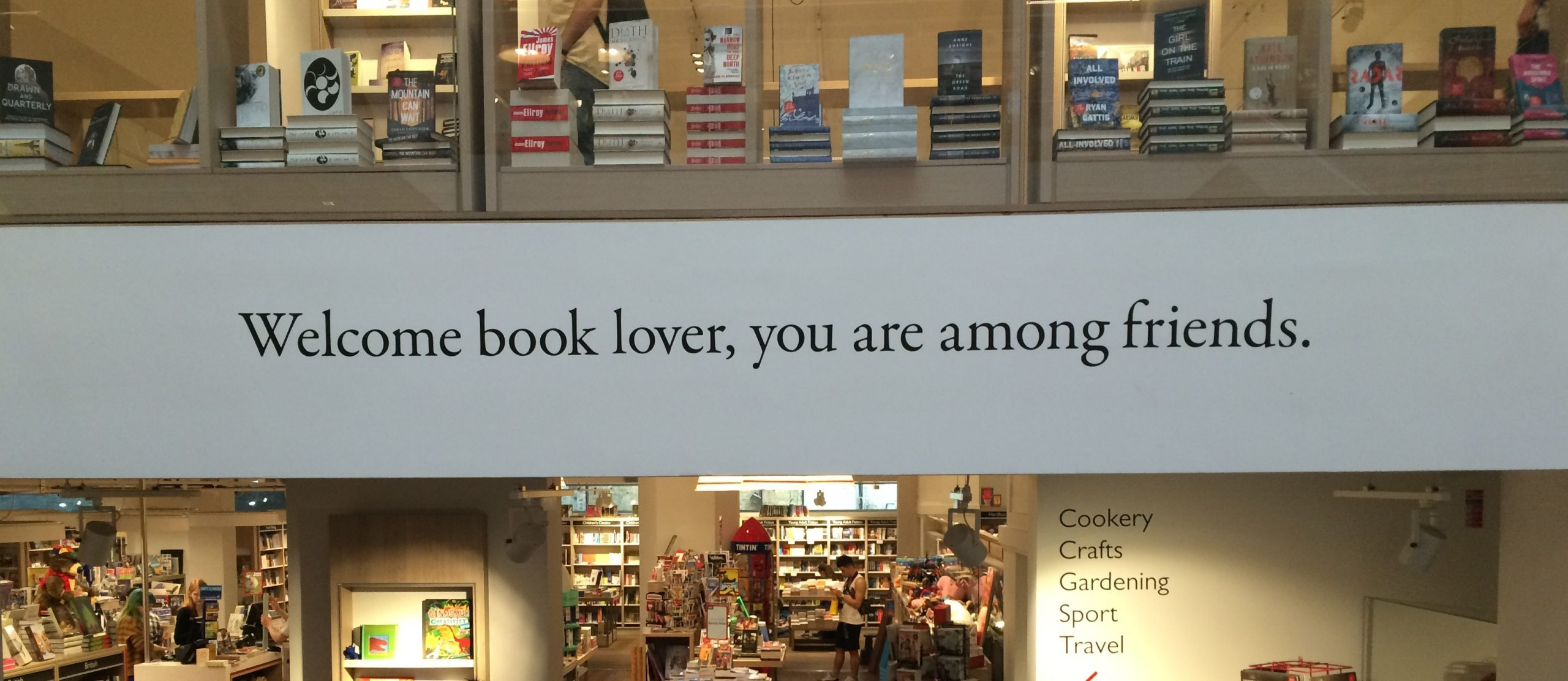 A bookworm's guide to London