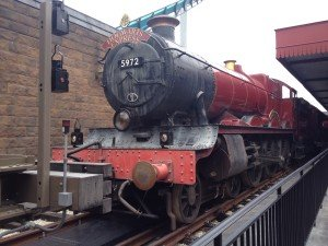 Hogwarts Express at Universal