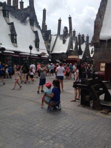 Village of Hogsmeade