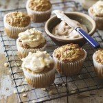 Recipe: Brilliantly British Apple & Walnut Cakes