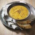 Recipe: Spiced parsnip and carrot soup