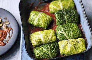 Cabbage parcels recipe