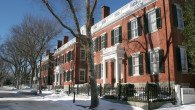Nantucket winter stroll