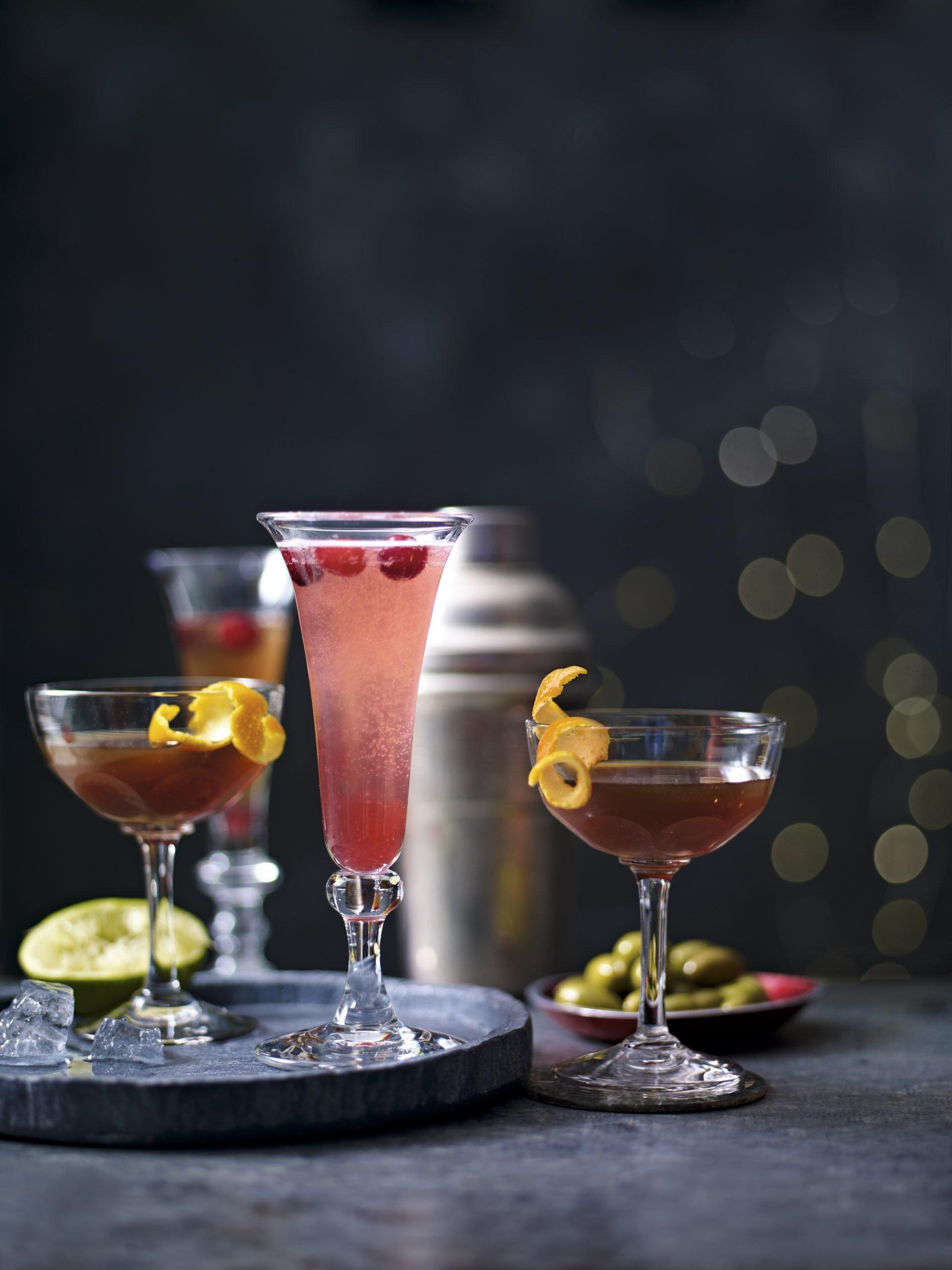 Recipe: Christmas Vodka Cocktails
