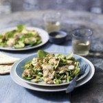 Recipe: Warm Turkey, Spinach & Pine Nut Salad