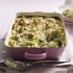 Recipe: Macaroni cheese with cauliflower and broccoli
