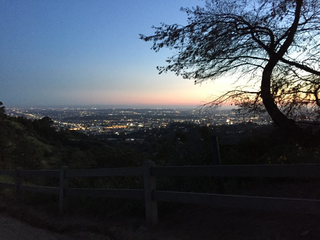 Griffith Park hike