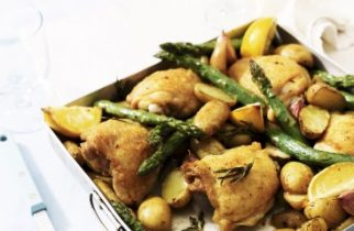 Rosemary and Lemon Chicken Recipe