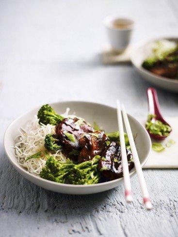 Recipe: Char siu pork noodles