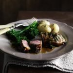 Recipe: Minted Lamb Steaks