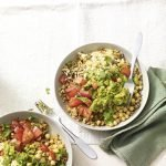 Recipe: Spicy Wholegrain Salad Bowl