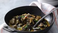 Spicy Aubergine Curry