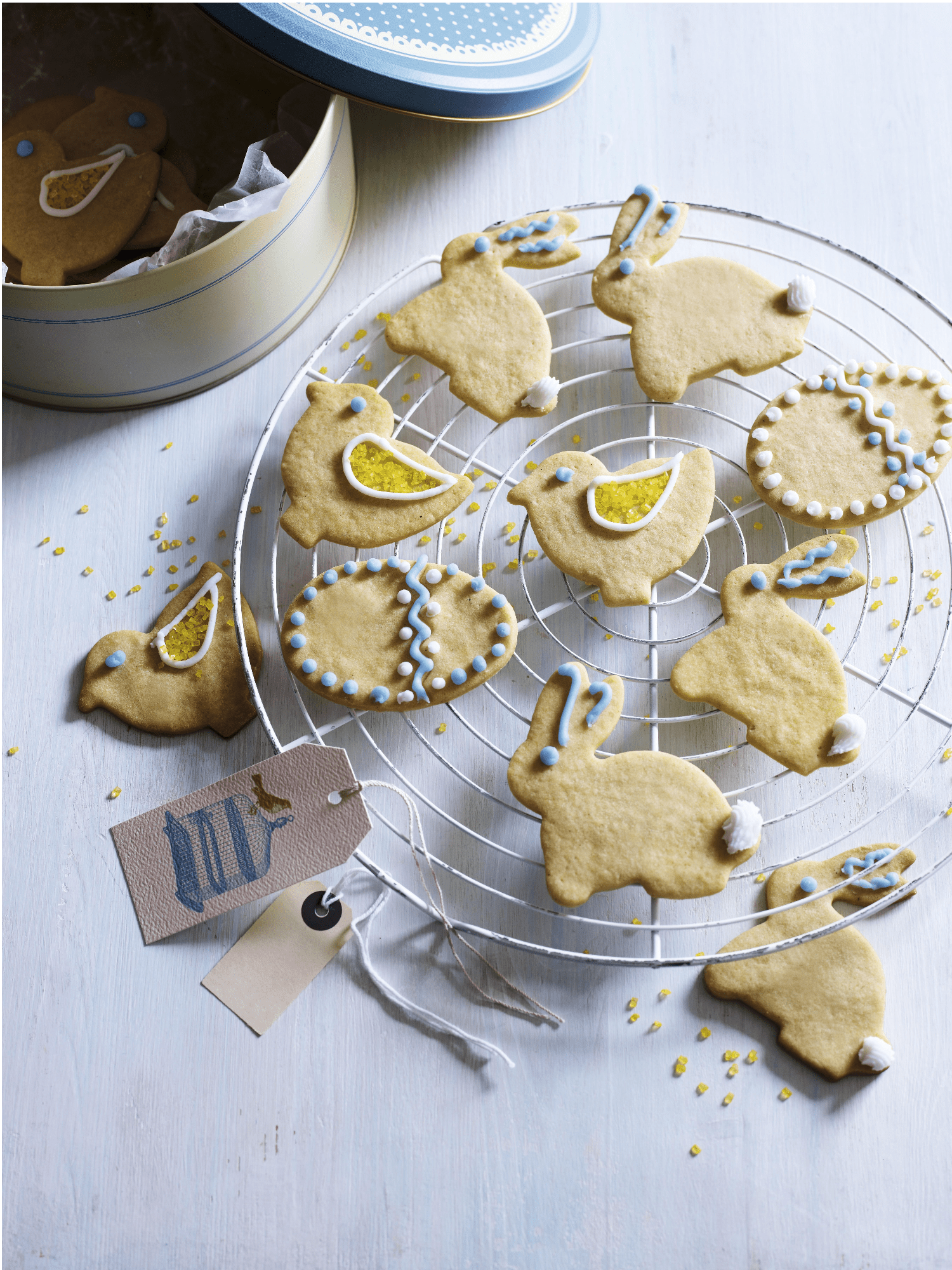 Recipe for Easter Biscuits