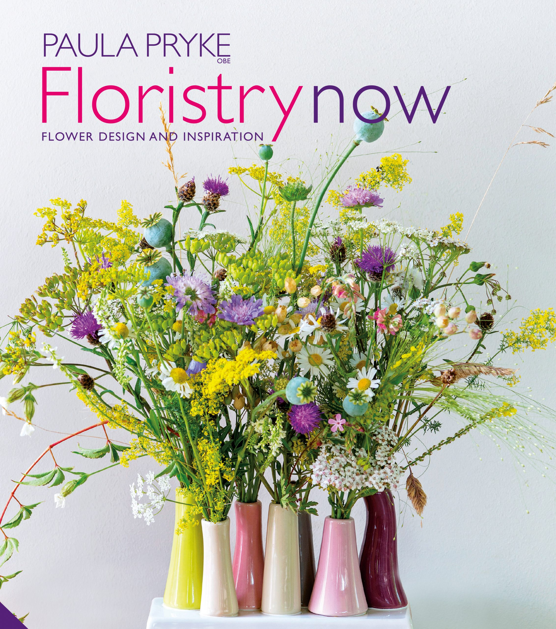 Review: Floristry Now by Paula Pryke