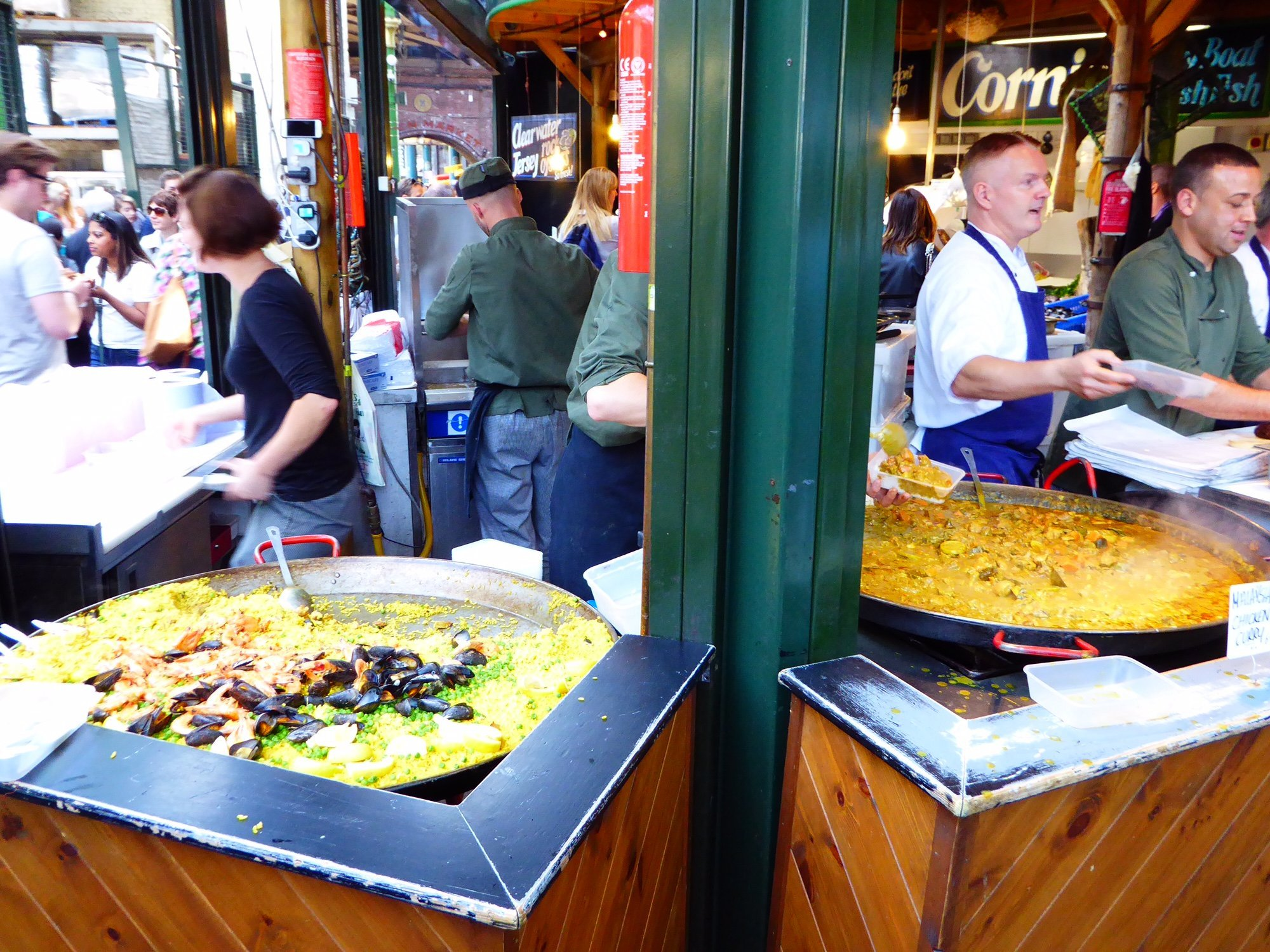 Street Food in London
