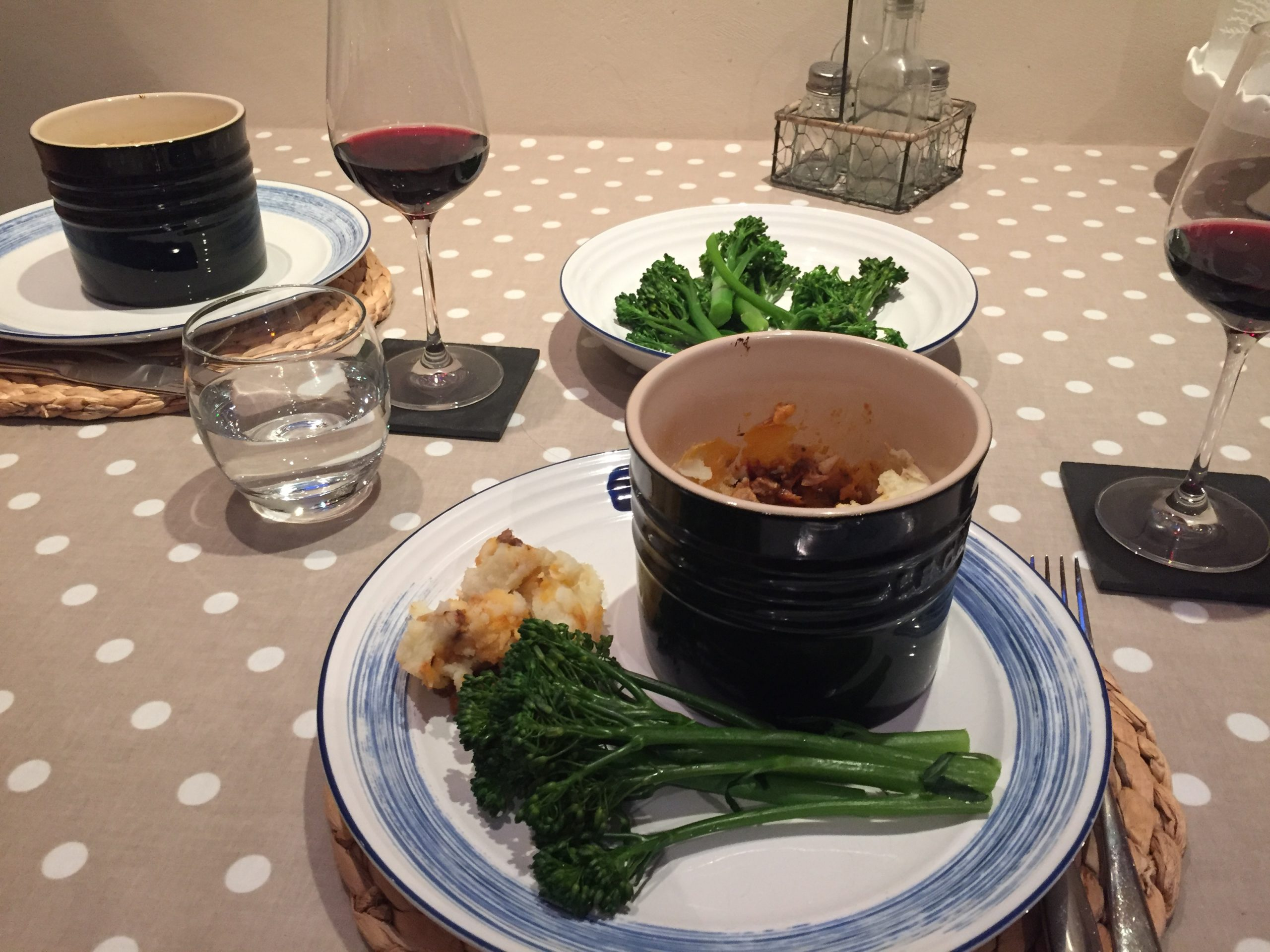 Review: London The Cookbook- we try The Ivy's famous Shepherd's Pie