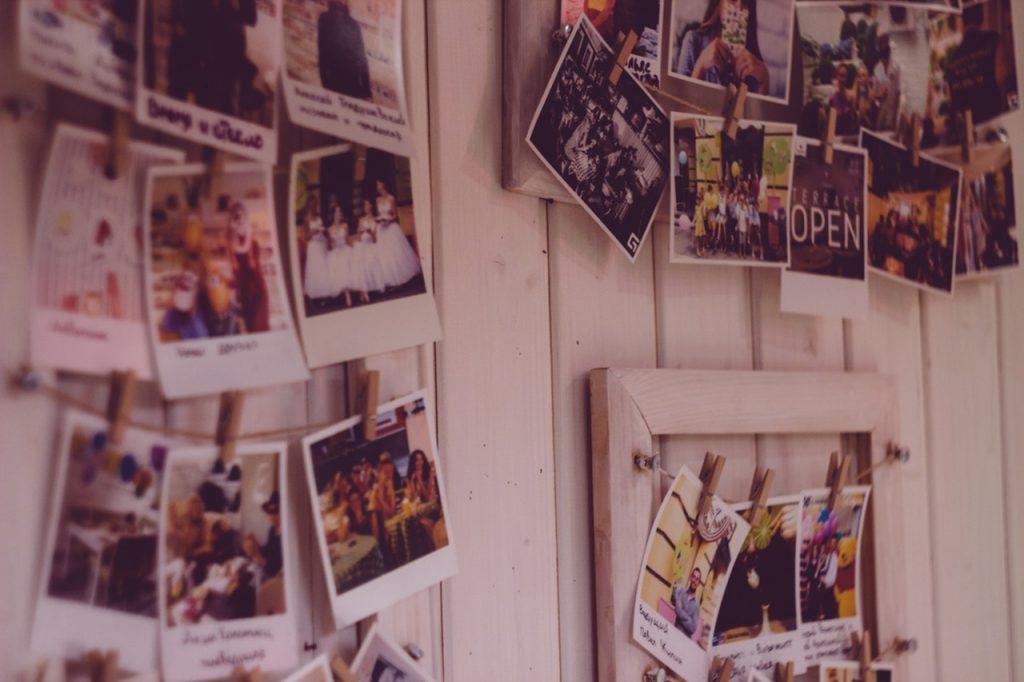 organise photos