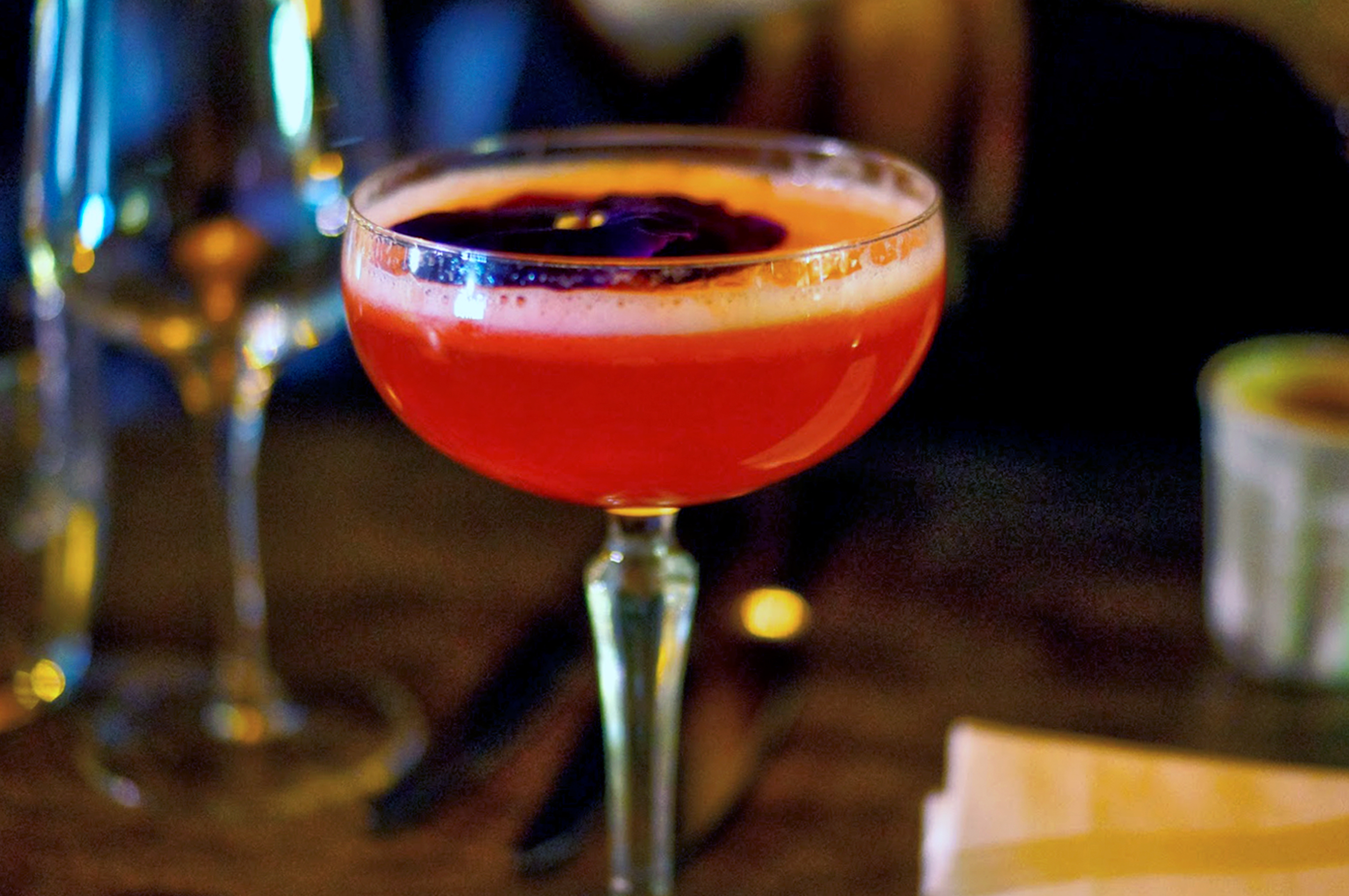Pretty Pink Hotel Chocolat Cocktail