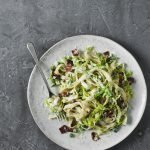 Recipe: Creamy pasta with spring greens