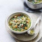 Recipe: Pearl Barley & Kale Broth