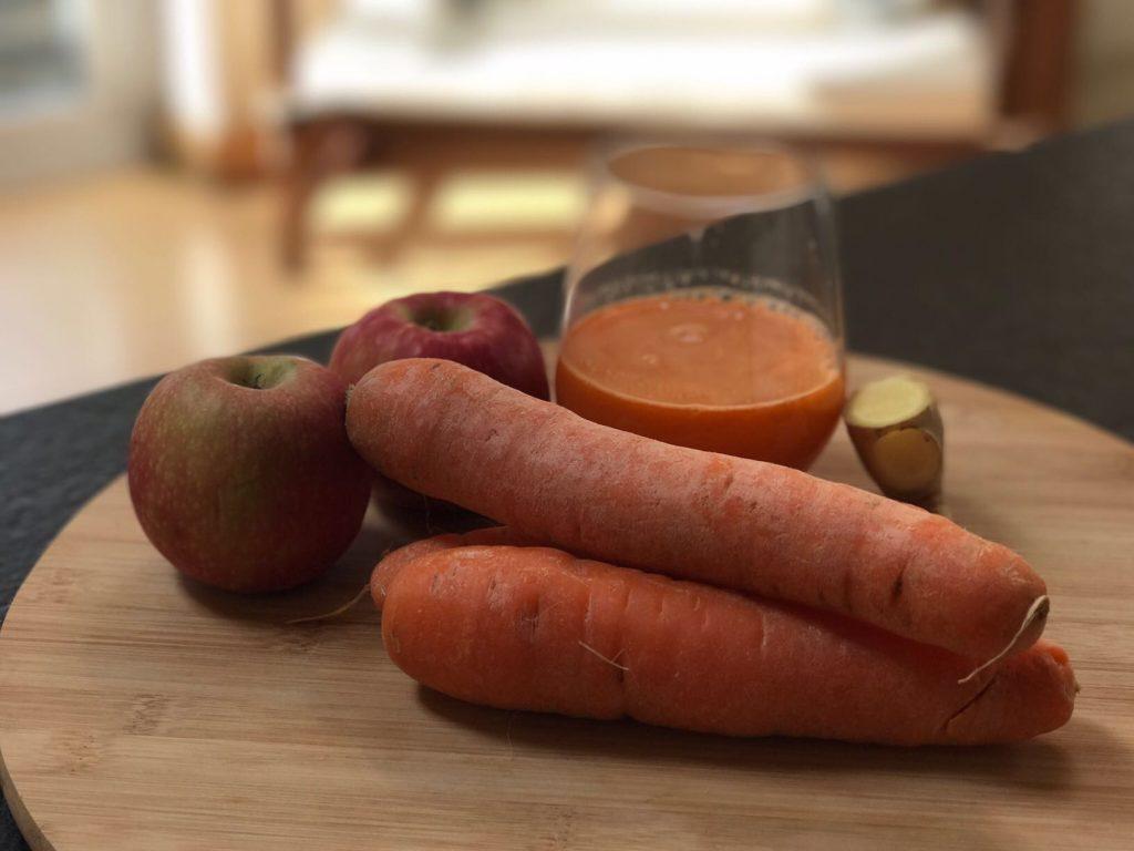 Carrot & Ginger
