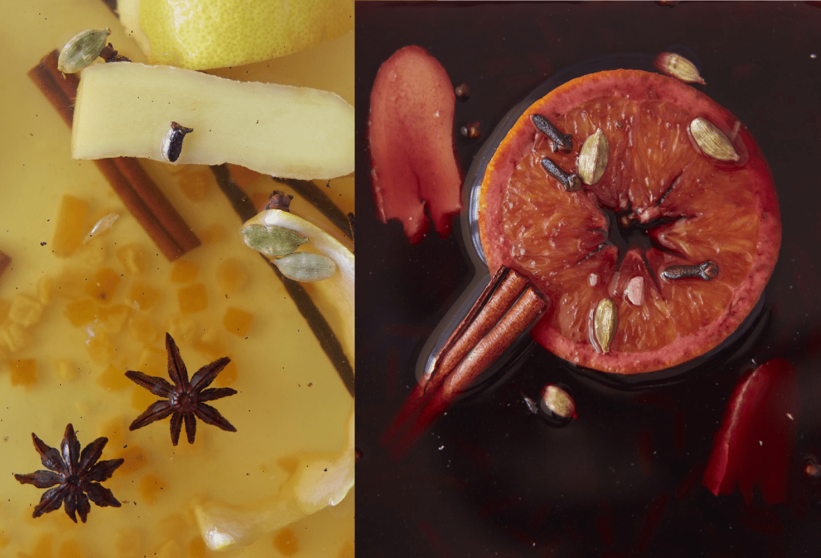 Recipe: White & Red Mulled Wine