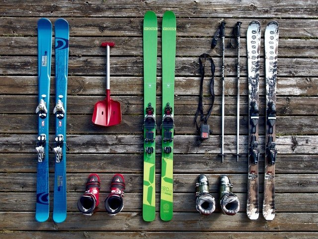Fitness Feature: Skiing