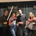 Review: Escape Hunt, The Fourth Samurai