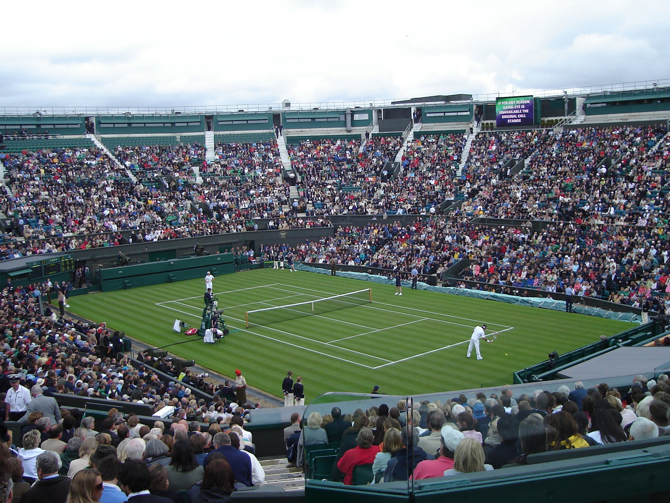 The History of the Wimbledon Tournament
