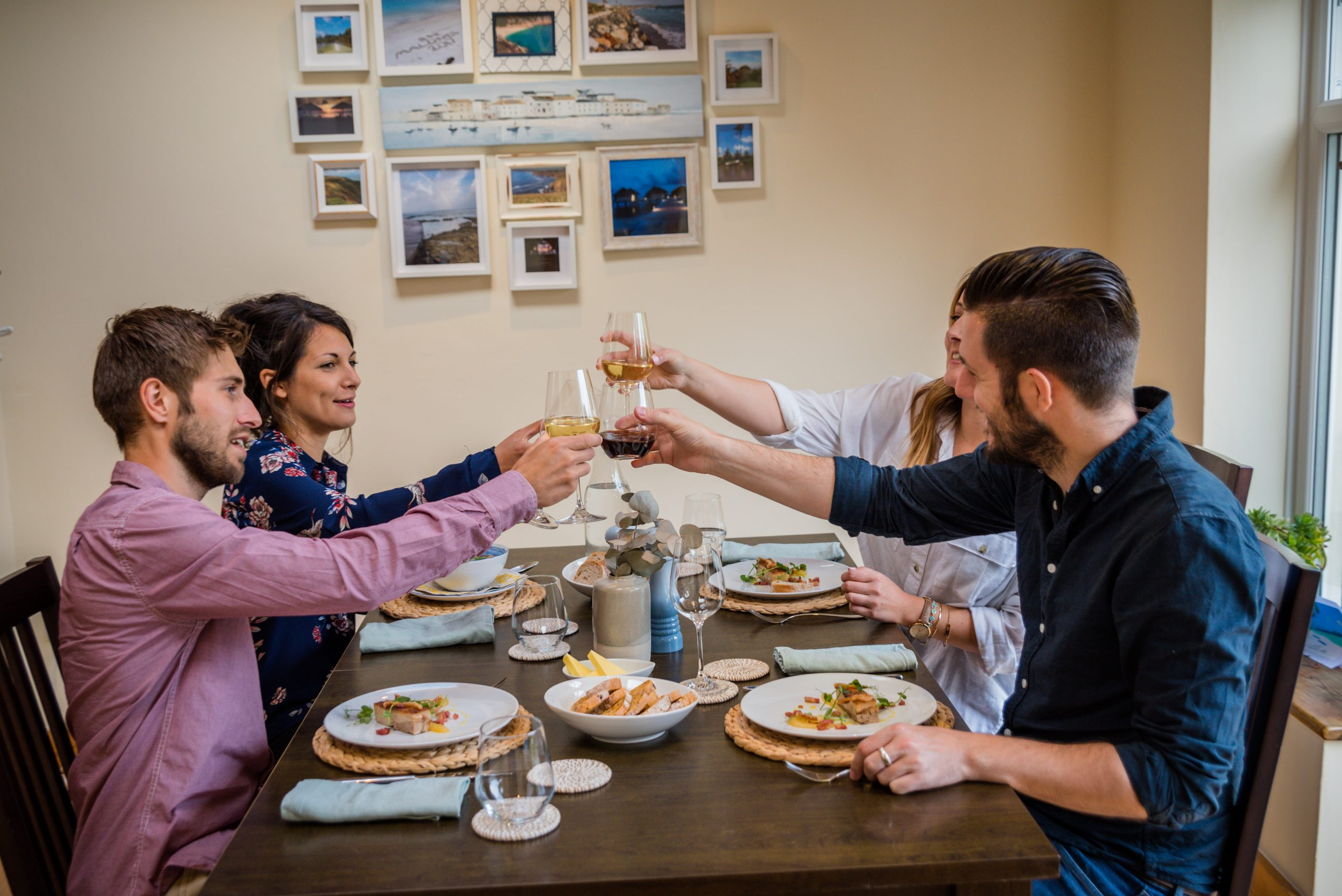 In-Home Private Dining Experience- Transform Your Dinner Parties