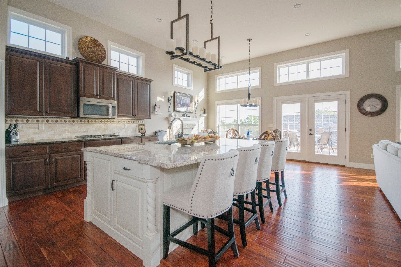 3 Interior Design Tips for your Open Plan Kitchen