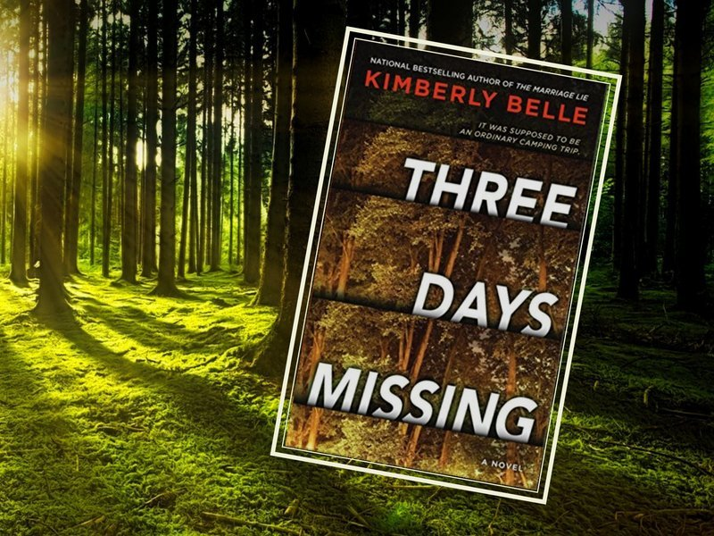 Review: Three days missing by Kimberly Belle