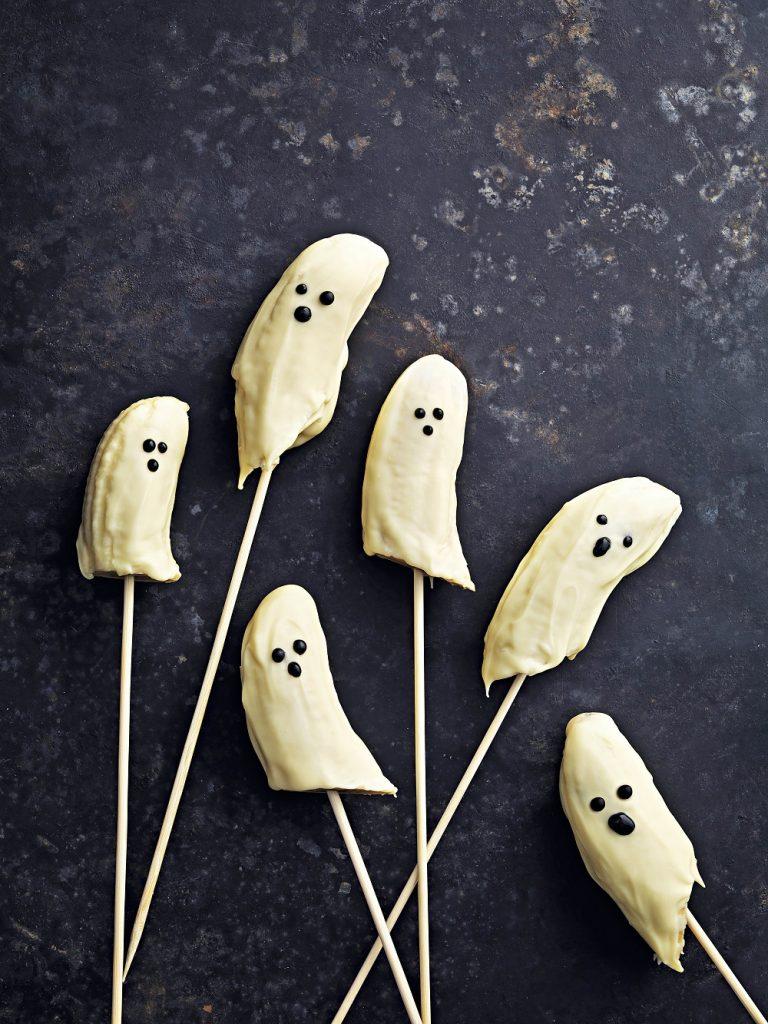 Ghostly Bananas