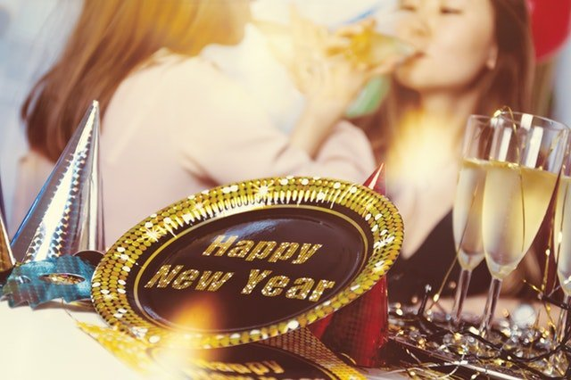 New Years, How to Plan a Last Minute Party