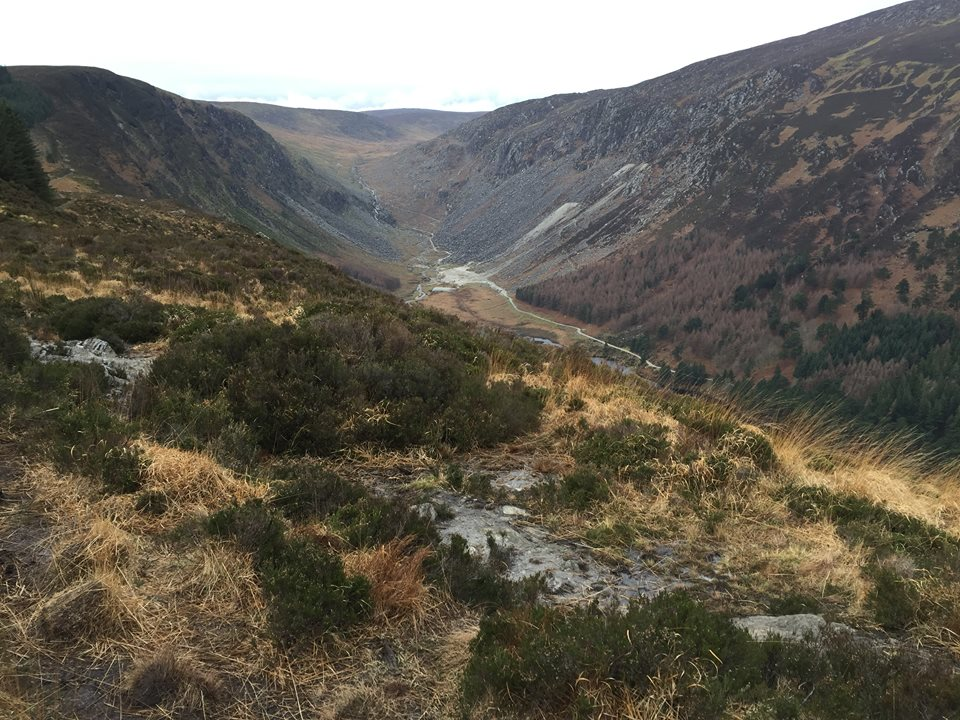 Glendalough moutain