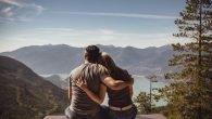 Couple away