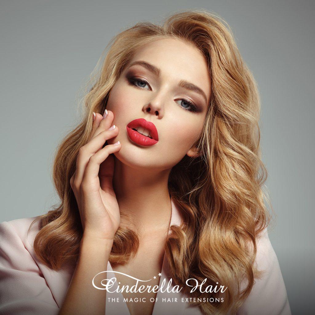 Hair extensions Cinderella Hair